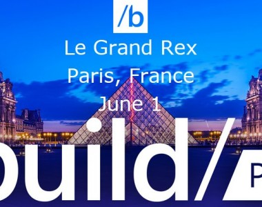 [Dev] Participez à la Microsoft BUILD de Paris le 1 Juin 2015 !