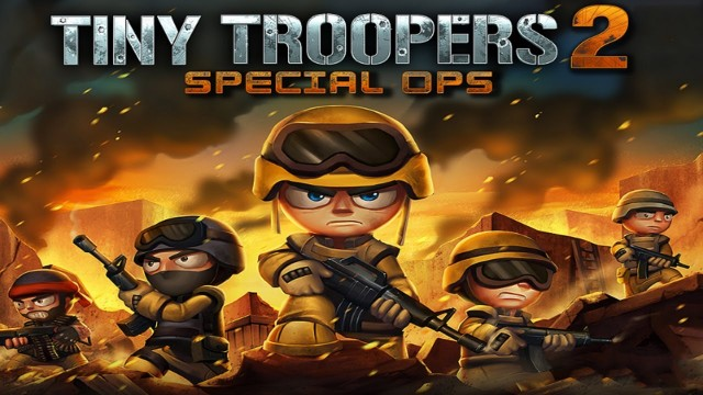 Tiny Troopers 2 Header