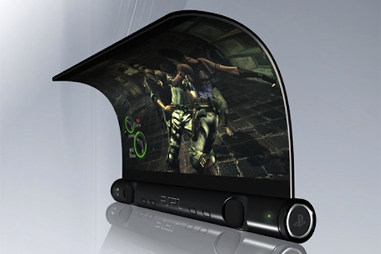 foldable screen