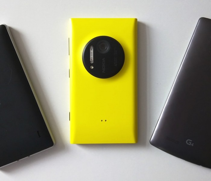 Test photo : Lumia 1020 et Lumia 930 vs LG G4