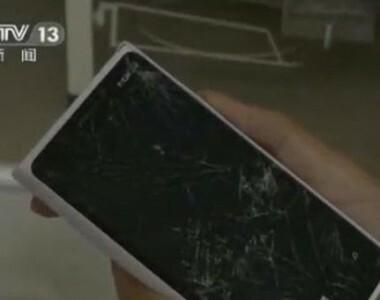 Une nouvelle vie sauvée grâce à un Nokia Lumia 920