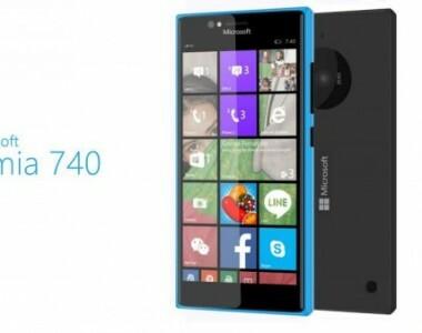 [Concept] Un Microsoft Lumia 740 très réaliste
