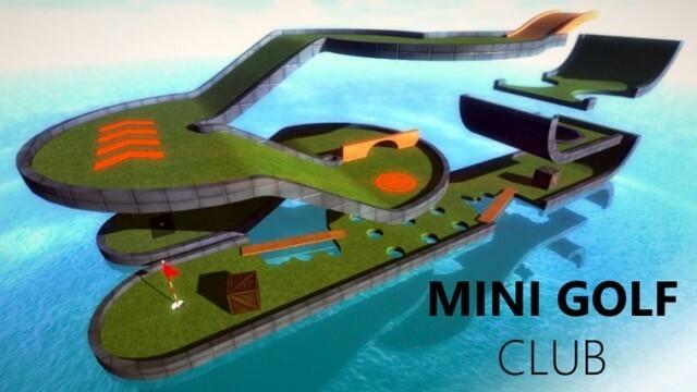 Mini-Golf-Club