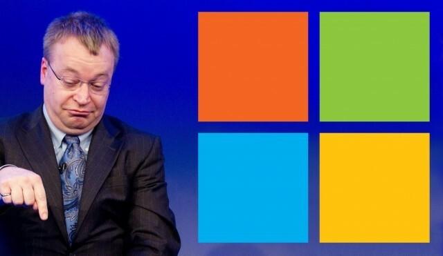 Stephen Elop Microsoft Fun