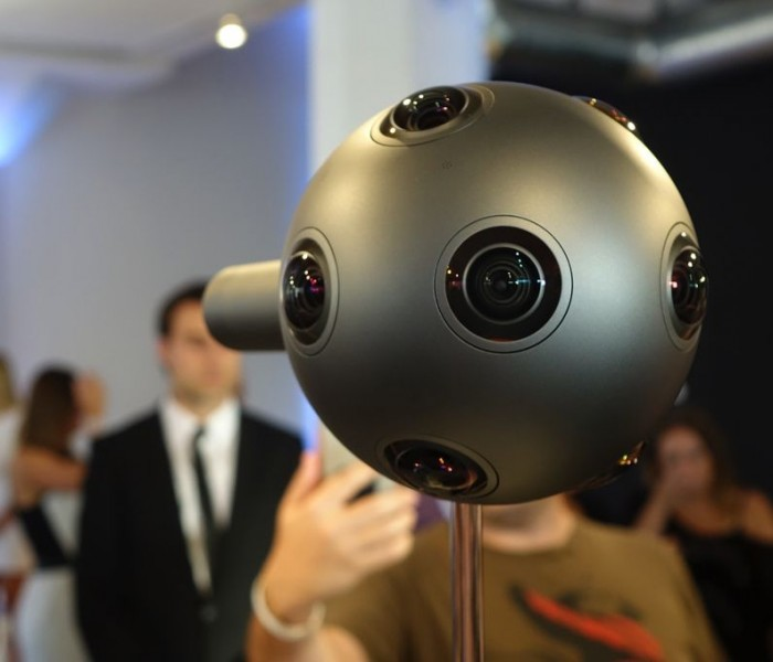 Nokia OZO passe en version 1.5.0