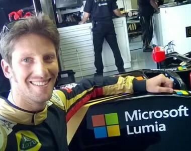 [Actu] Microsoft Lumia partenaire de Lotus F1 Team