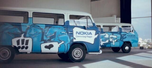 Nokia combi
