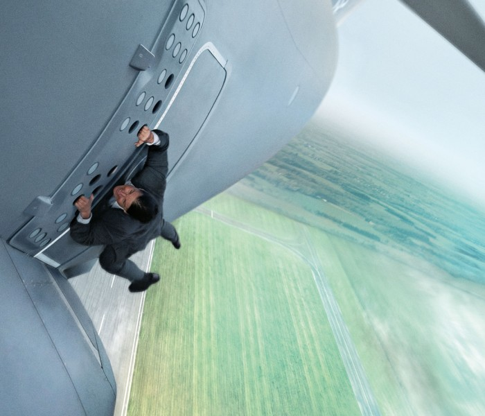 Des fonds d'écran * Mission Impossible : Rogue Nation * pour votre Lumia
