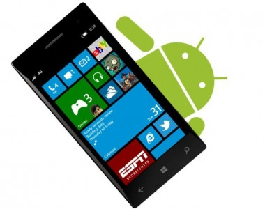 [W10M]  Les utilisateurs de Windows Phone migrent en masse vers Android