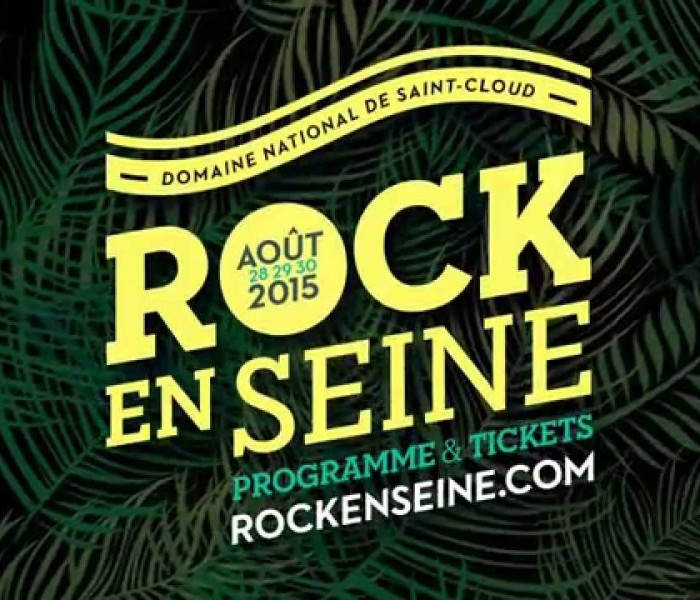 [Concours] Gagnez des places pour Rock en Seine !