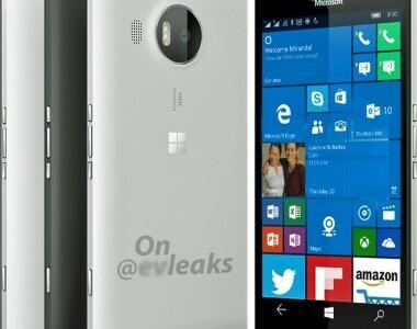 Microsoft UK met en ligne les Lumia 950 et Lumia 950 XL sur son Store