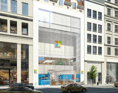 [Shopping] Le Microsoft Store à New York ouvrira ses portes le 26 octobre