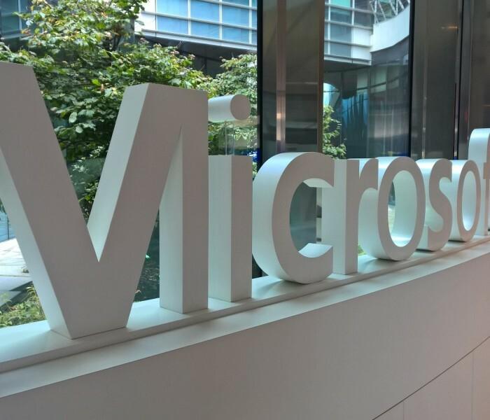 [Photos] Visite des locaux de Microsoft lors des Journées du Patrimoine