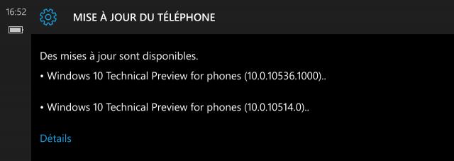 Windows10Mobile update1
