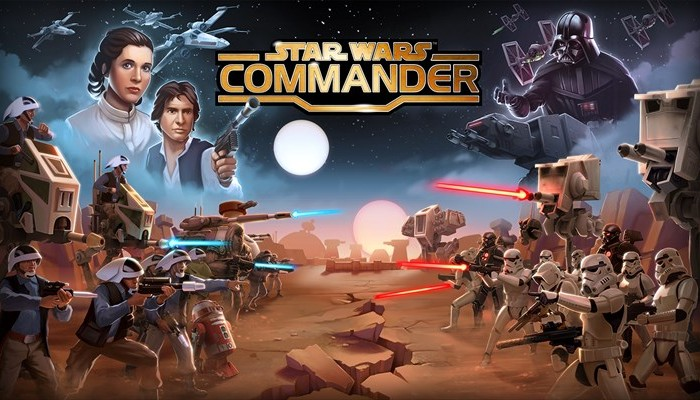 [Jeu] Mise à jour de Star Wars Commander pour Windows Phone