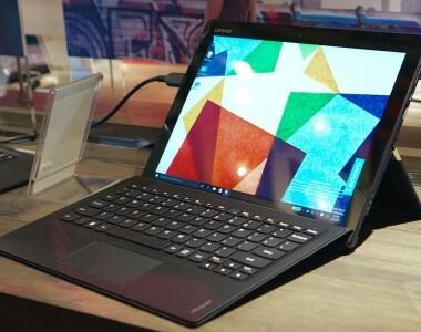 Lenovo va lancer un clone de la Microsoft Surface
