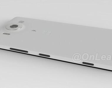 [Rumeurs] Images 3D et spécifications du futur Lumia 950?