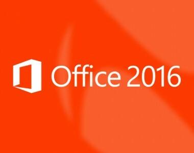 [App] Office 2016 disponible dès à présent !