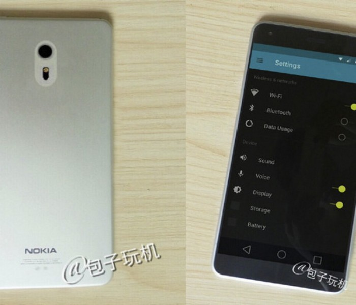 [Nokia] Photos du Nokia C1 sous Android ?!
