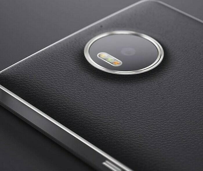 [Accessoires] Des coques en cuir et métal pour apporter de la couleur à votre Lumia 950 XL