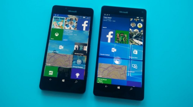 Lumia 950 / Lumia 950 XL