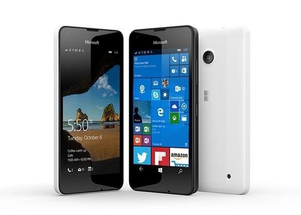 Lumia 550, Lumia 640, Lumia 540 ou Lumia 535 ? Lequel choisir en mobile d'entrée de gamme ?