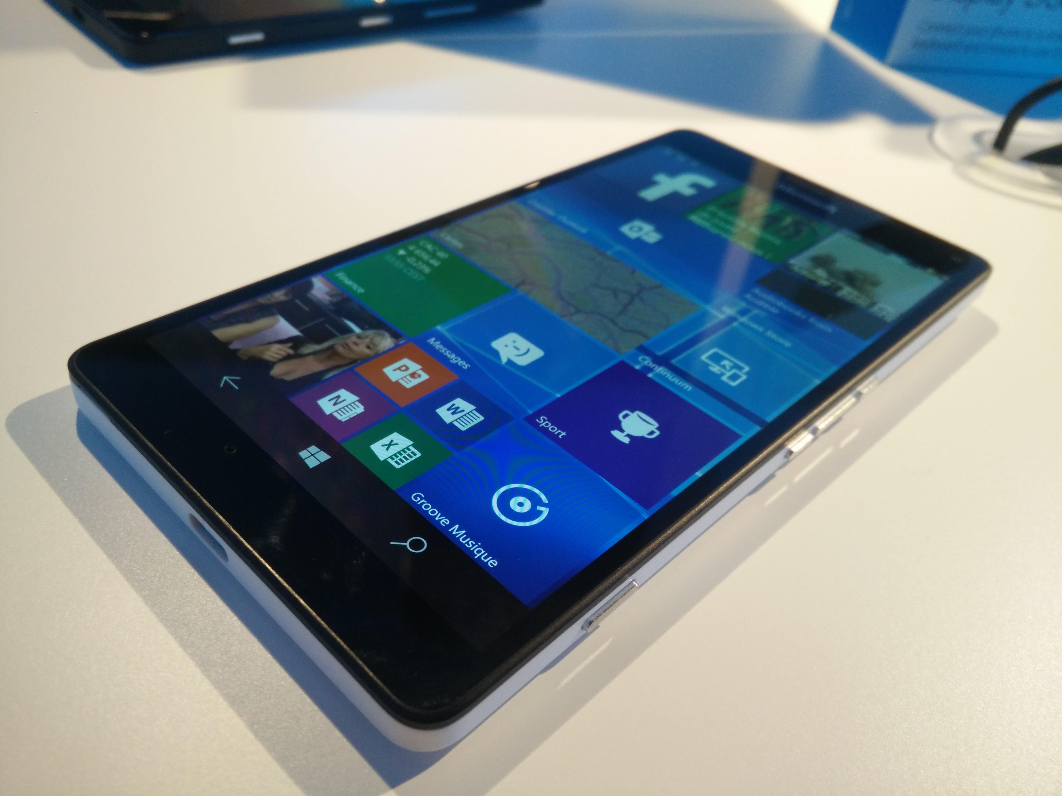 Galerie Photo Des Microsoft Lumia 950 Lumia 950 Xl Et Du