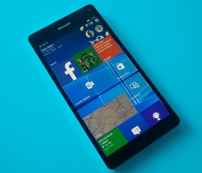 Fin des mises à jour des applications pour les terminaux sous Windows Phone 8.x