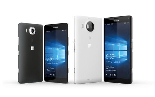 [W10M]  Déploiement en cours d'une nouvelle mise à jour de Windows 10 Mobile pour les Microsoft Lumia 950 / 950 XL