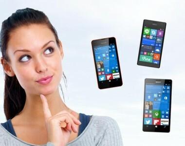 Quel Lumia est fait pour vous ? Faites le test !