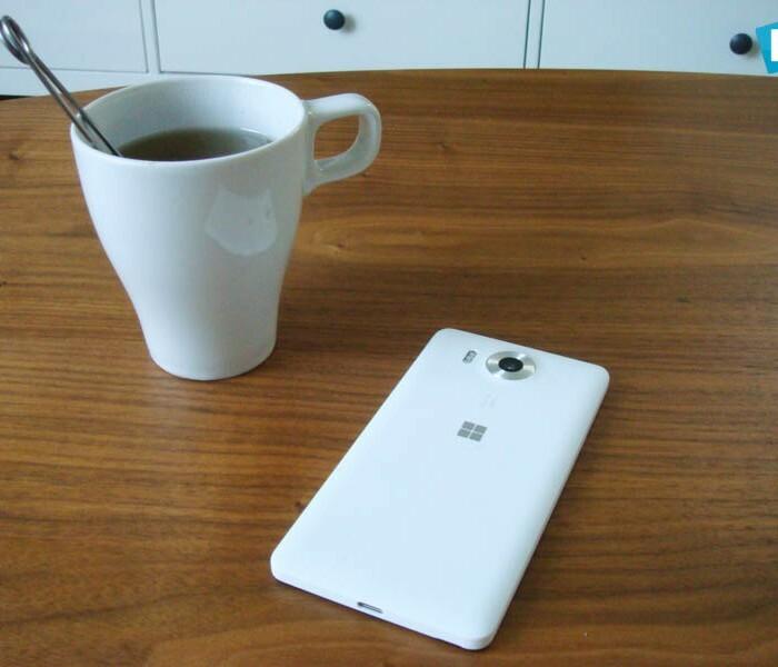 Mise à jour en cours sur le Lumia 950 / 950 XL