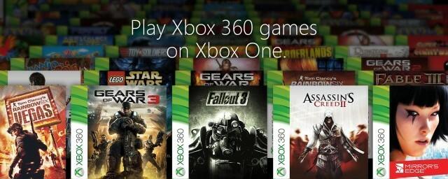 Jeux Microsoft Xbox 360 sur Xbox One