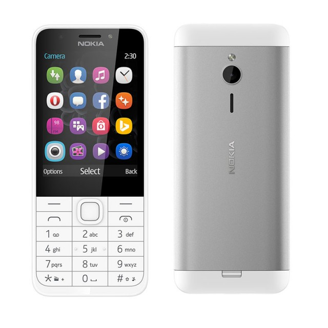 Nokia-230-Silver-Front_Back-SSIM