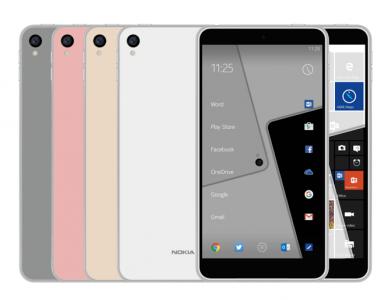 Des images montrent le Nokia C1 sous Windows 10 et Android, faut-il y croire ?