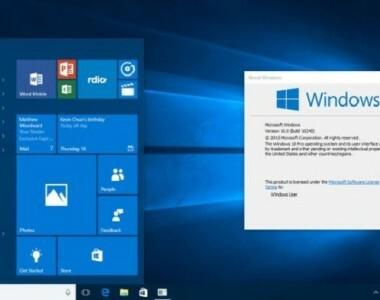 [Windows 10]  Une panoplie de bugs dans la mise à jour majeure Threshold 2 ?