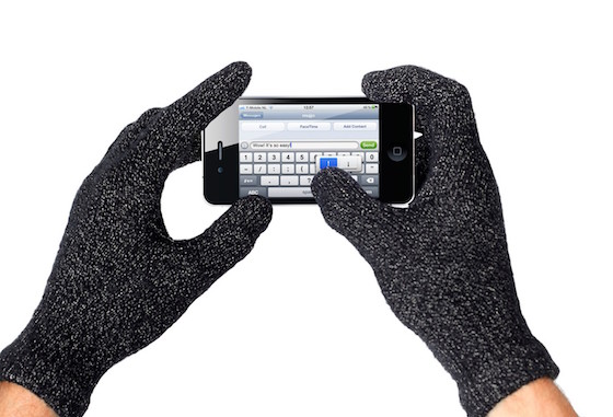 iPhone-Gants