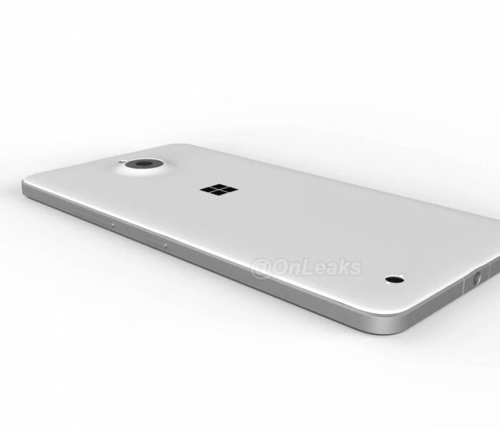 OnLeaks publie des photos d'un potentiel Lumia 850