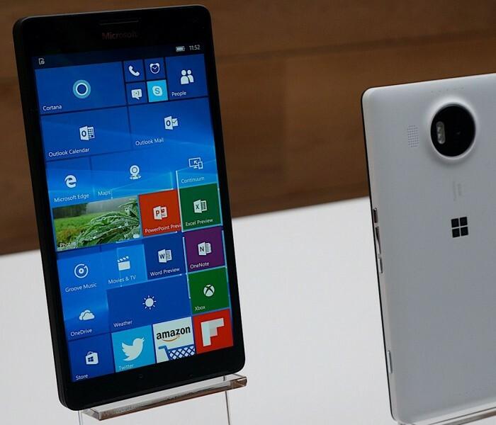 Le double tap est de retour sur les Lumia 950 / 950 XL