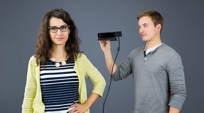 [App]  Effectuez des numérisations 3D en couleur à l'aide du capteur Kinect pour Xbox One et votre PC