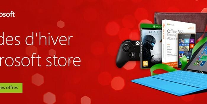 Ce sont les SOLDES sur le Microsoft Store ! Attention ! Prix canons jusqu'à épuisement des stocks !