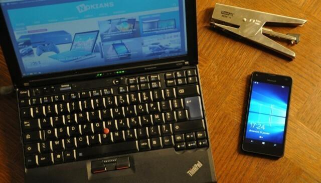 Microsoft Lumia 550 0