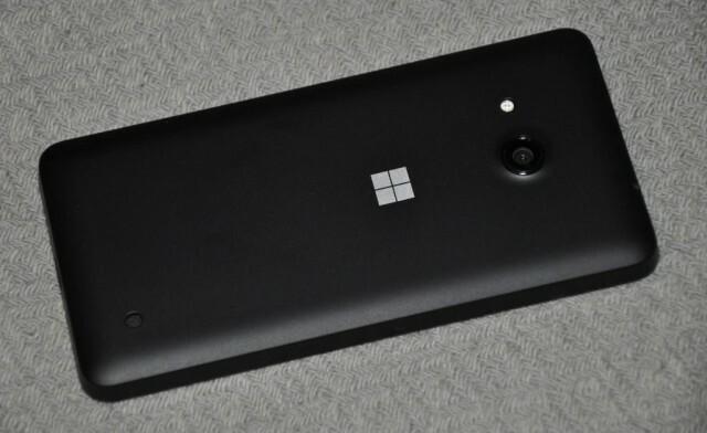 Microsoft Lumia 550 Dos