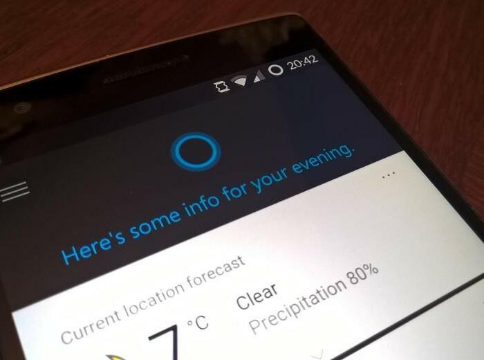 [Android]  Le Oneplus One sous CyanogenMod se met à jour avec l'intégration de Cortana