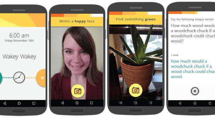 [App]  Réveillez-vous au top avec Microsoft Mimicker Alarm pour Android