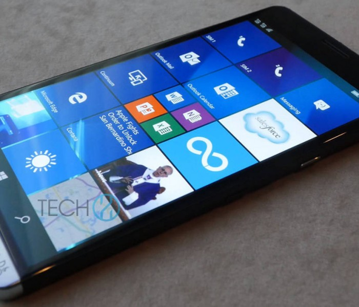 [Test]  TheWindose a testé le HP Elite x3 au Mobile World Congress