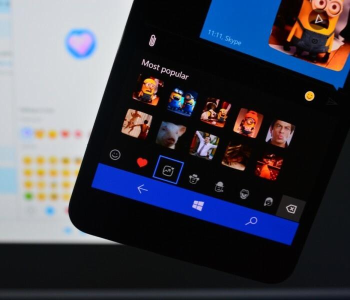 Les emojis apparaissent dans la nouvelle mise à jour de Skype pour Windows Phone 8.1