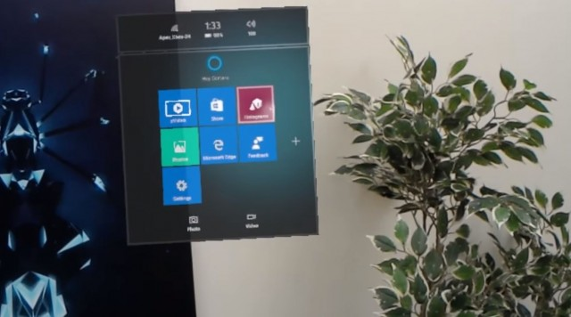 HoloLens-Start-Screen