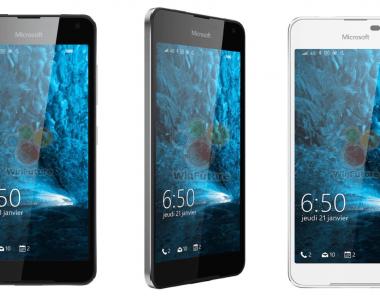 [Promo]  Le Lumia 650 à 119€ (169-50) sur Showroomprivé !