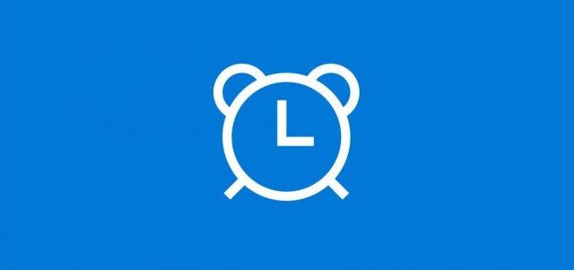 alames et horloge Windows 10