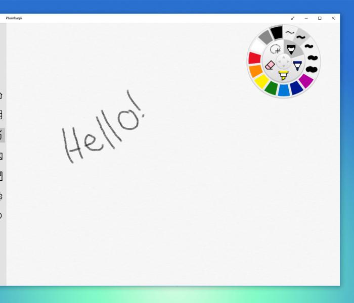 [App] Microsoft Garage lance Plumbago pour Windows